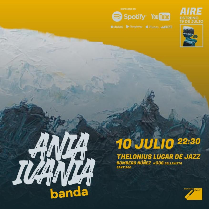 Ana Ivania fecha